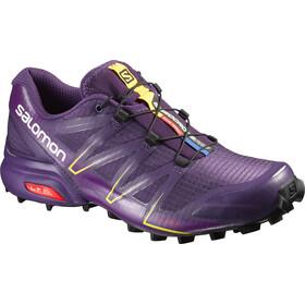 Salomon Speedcross Pro Trailrunning Shoes Women cosmic purple/passion purple/black